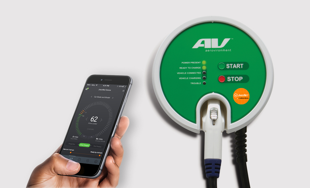 AeroVironment and eMotorWerks Team Up to Offer Smart Advanced Electric Vehicle Charging Solutions for EV Customers and Utilities