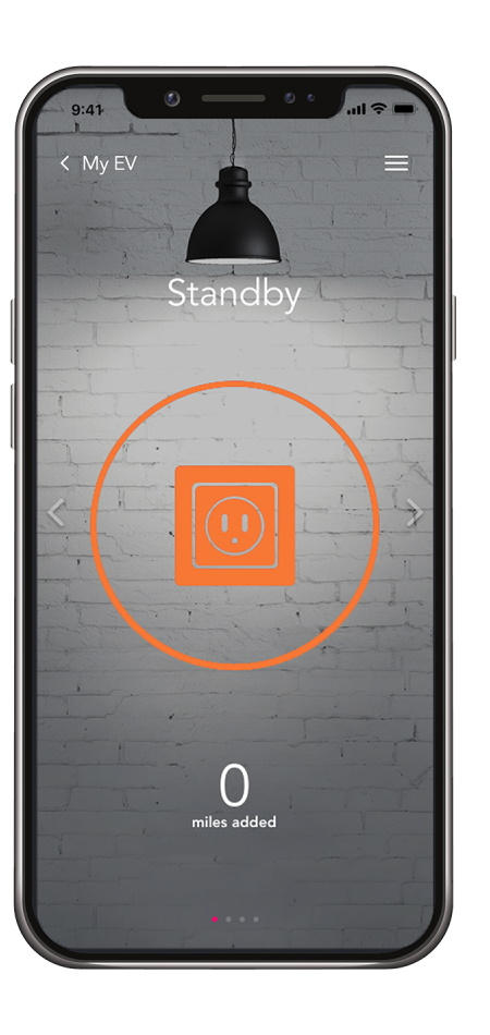 JuiceNet Smartphone App for JuiceBox 32 - Smart 22 kW Wallbox - EV charging