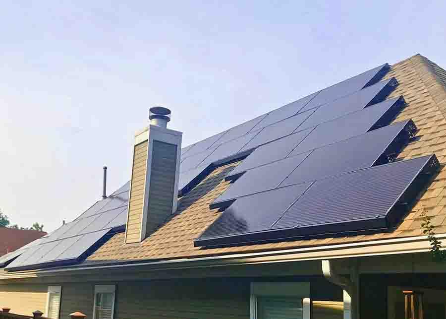 PV Solar Electric System