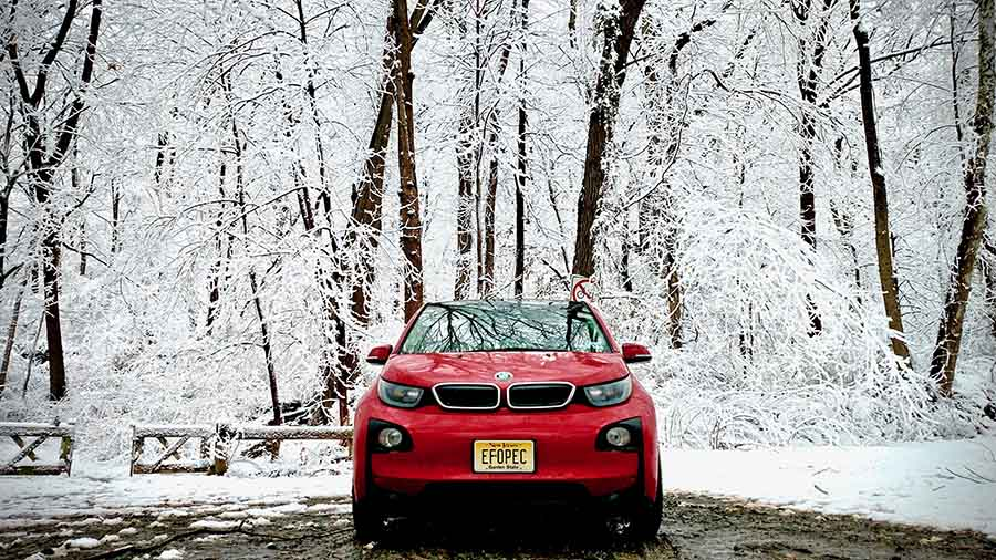 Embracing the Polar Vortex: Plug-in Electric Vehicle Edition