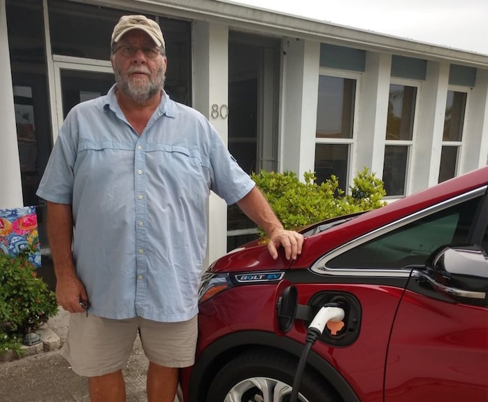 Chevy Bolt owner from Florida Tells His JuiceBox Story