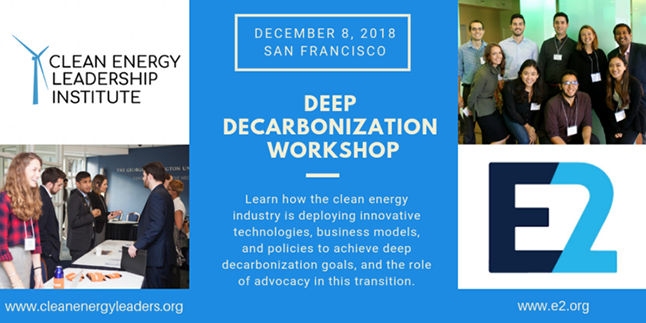 Clean Energy + Advocacy 101 Workshop