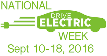 National Drive Electric Week 2016