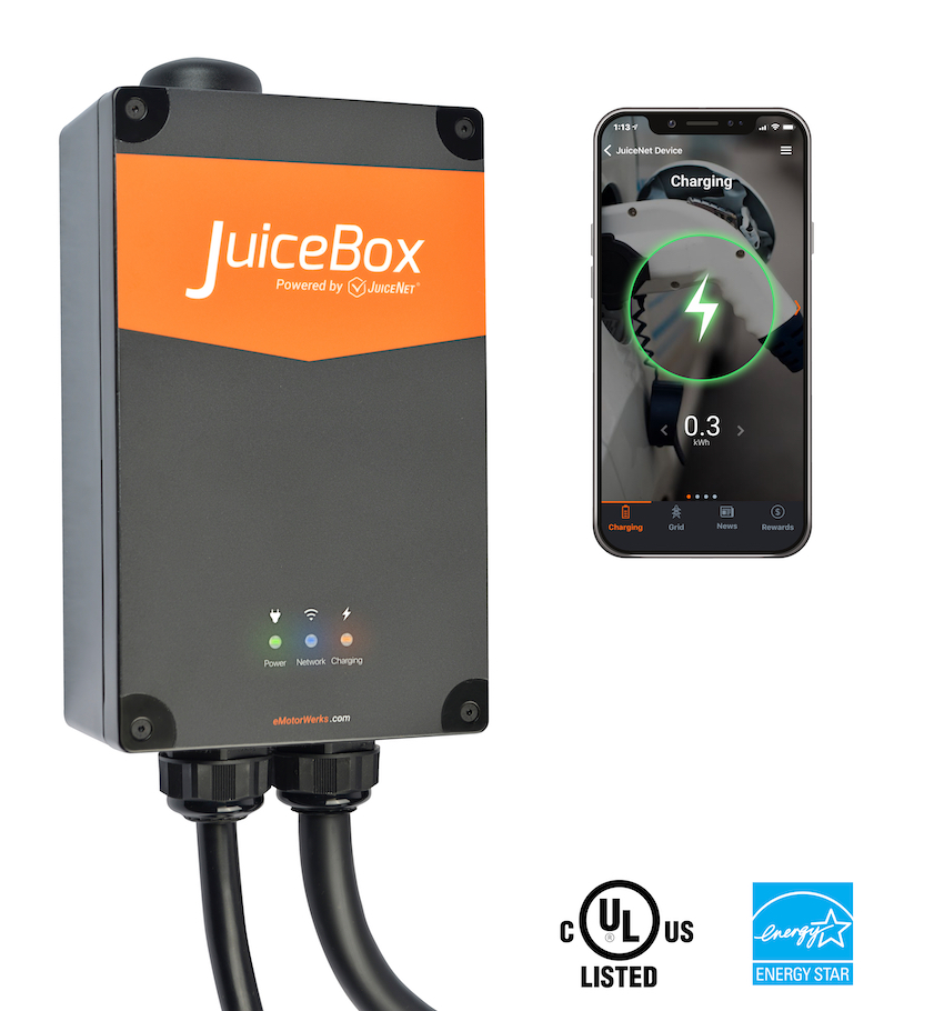Juicebox Level 2 Ev Charging Stations