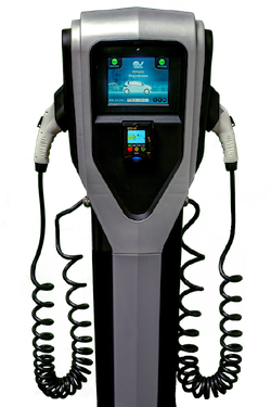 Open Payment charging station