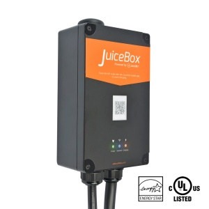 JuiceBox Pro 40C, (hardwire, wall mount, or pedestal mount