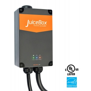 JuiceBox Pro 40, plug-in (NEMA 14-50) or hardwire type
